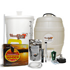 Woodfordes Micro Brewery Home Brew Starter Pack Real Ale Beer Kit CHOICE
