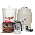 Woodfordes Micro Brewery Home Brew Starter Keg Pack Real Ale Beer Kit CHOICE