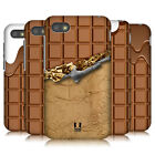 HEAD CASE CHOCOLATY SNAP-ON BACK COVER FOR BLACKBERRY Q5