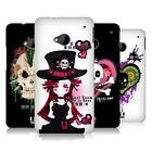 HEAD CASE PUNK COLLECTION SNAP-ON BACK COVER FOR HTC ONE