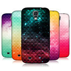 HEAD CASE PRINTED STUDDED OMBRE SNAP-ON BACK COVER FOR SAMSUNG GALAXY S4 I9500