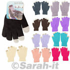 Universal Touch Screen Hand Gloves Capacitive Thermal Mens Womens Stylish Warm