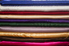 "59/60"" CREPE BACK SATIN Wholesale Fabric 100% Polyester- 17 Yard Bolt -17 Colors"
