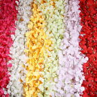 ARTIFICIAL TRAILING WISTERIA GARLANDS DECORATION FLOWERS FOILAGE WEDDING