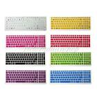 "Silicone Keyboard Skin Cover Protectors fr 15.6"" ASUS R510 R510CA R510LA Laptop"
