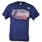 NFL New England Patriots Football Mens 2004 AFC Champions Apparel Tshirt