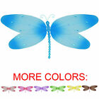 Dragonfly Decorations Ceiling Wall Hanging Girls Room Baby Nursery Dragonflies