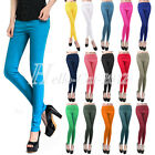 Sexy Candy Color Stretch High Waist Pencil Pants Tights Wholesale Lots