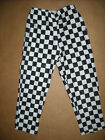 NWT Jazz Dress Checkerboard Leggings Child Adult Dance Costume