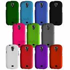 For Samsung Galaxy Stratosphere 2 II i415 Matte Rubberized 2-Pc Hard Case + SP