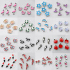 5PCS Animal Insect MINI Floating Charm for Glass Living Memory Locket Mix Alloy