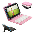 "iRulu 9""Android 4.2 8GB Tablet PC 800*480 WiFi Dual Core Camera Azure w/Keyboard"