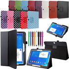 "PU Leather Case Cover Stand for Samsung Galaxy Tab 4 10.1"" T530 T531 T535 Tablet"