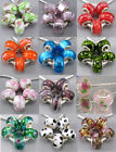 Lot 5Pcs Colorful Murano Glass Beadss Fit European Charms Bracelet An1500