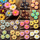 Resin Vintage Flatback Sun Flower Cabochon Wholesale Lots Choose Lots HOT