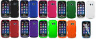 lg extravert cases - Screen Protector + Hard Snap On Cover Phone Case for LG Extravert 2 VN280