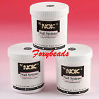 120ml Clear Pink White Acrylic Powder Nail Art Builder Glue Professional Colors