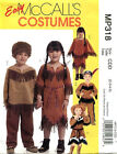McCall's 5953 Out of Print Sewing Pattern to MAKE Child Cowboys Indians Costume