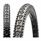 Maxxis HIGH ROLLER 26 Bike Tyre MTB DH XC Trail All Mountain All Weather Black