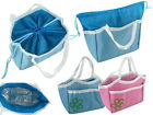 Thermal Insulated Cooler Flower Tote Bag for Lunch Boxes Food Baby Bottles