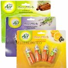 4 x ONE CLICK SENSE & SPRAY COMPATIBLE REFILLS AIR FRESHENERS ROOM SCENTS FLORAL