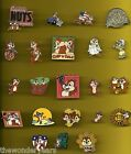 Chip and Dale Rescue Rangers Nuts Ladybugs Butterfly Splendid Disney Pin