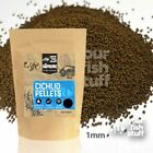 YFS Cichlid Pellets Bulk Aquarium Fish Food 1/2 LB to 5 Pounds (choose size)