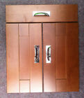 CLEARANCE SALE 200 Kitchen Unit Cupboard Doors Tuscany Cherry Shaker Burford