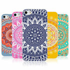 HEAD CASE MANDALA TPU SKIN BACK CASE COVER FOR APPLE iPHONE 5S