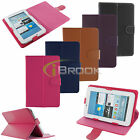 PU Leather Stand Case Cover for 7inch Tablet Samsung Galaxy Tab 3 P3200 HP Slate
