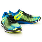 ASICS Men's GEL-Super J33 Running Shoes T3S0N-0442 FLASH YELLOW-BLUE-BLACK