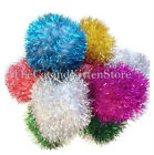 Sparkle Ball Pom Pom Cat Toy, Extra Large Glittter Balls Cats & Kittens 2.5 - 3""