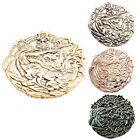 For Game of Thrones House Stark Shield Brooch Badge Pin Dire Wolf Dragon New