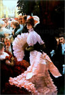 "Poster / Leinwandbild ""The Political Lady"" - James Tissot"