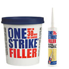 Everbuild One Strike Filler Formulated Using Lightweight Polymer Bubbles