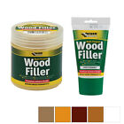 Everbuild Solvent Free MP Wood Filler Fills Nail Holes, Cracks & Gaps