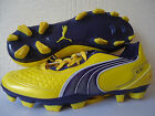 Puma v6.11 FG Junior Football Boots  Mixed Uk Sizes Brand New