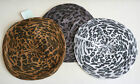 Zazou Knit Slouchy Jersey Beret Hat 100% Bamboo Leopard Print Color Choice Soft