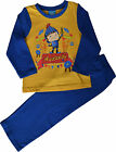 MK66 Boys Mike The Knight Cotton Pyjamas Sizes 18 Months to 5 Years