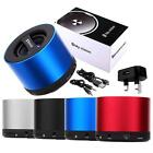 V9 Wireless Portble Bluetooth Rechargeable SD Card Speaker For BLU Studio 5.0 S