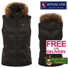 Kingsland Belshill Down Vest Gilet (143-OW-602) **FREE UK DELIVERY**