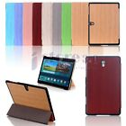 "Tri-Fold PU Leather Skin Case Stand Cover for Samsung Galaxy Tab S 8.4"" 10.5"""