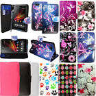 For Sony Xperia L S36H C2105 PU Leather Book Wallet Flip Case Cover+Guard+Stylus