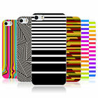 HEAD CASE DYNAMIC STRIPES TPU SKIN BACK CASE COVER FOR APPLE iPHONE 5S