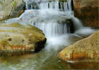 Poster / Leinwandbild Wasserfall - MF-Photo