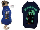 Casual Canine - I'm So Cute Its Scary - Glow In Dark - Halloween Dog Tee Shirt
