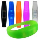 Blink Bandz Stretchy Bracelet - Motion Sensitive LED Wristband - Pink Blue etc