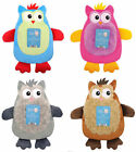 Owl Hot Water Bottle & Cover Country Club Warmers Novelty Childrens Gift 1 Litre