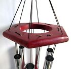 Amazing Grace Deep Resonant Relaxing Chapel Church Bells Wind Chimes 6 Tubes