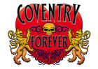 Brand NEW Printed T-SHIRT Quality COVENTRY Forever, All Sizes, All Colours